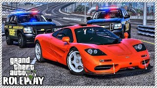 GTA 5 Roleplay - COP CHASE IN $20,000,000 SUPERCAR | RedlineRP #591