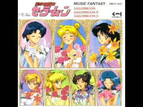Sailor Moon~Soundtrack~2. Make Up! Sailor Moon [ Music Fantasy]