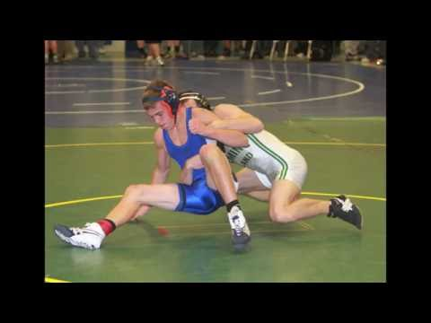 2012 Bryce Newman The Bolles School Wrestling Highlights 8th Grade (Class of 2016)