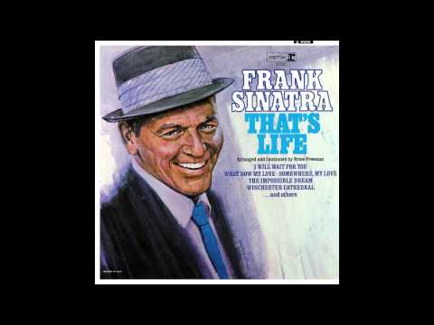 Frank Sinatra - The Impossible Dream Instrumental video