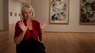 Helen Mirren on Vasily Kandinsky