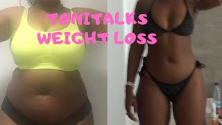 TONITALKS - What they don't tell you about losing weight! | KETO WEIGHT LOSS