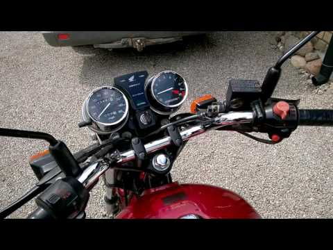 Honda CB 250 1999 cold start after carburetor cleaning and reassembling