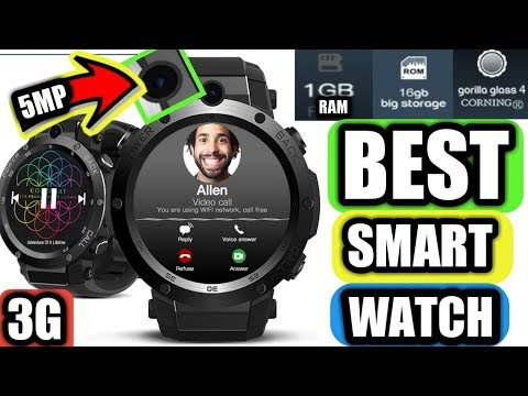 Best SmartWatch 2018/New Zeblaze Thor S 3G GPS Smartwatch 1 39inch Android 5.1MTK65801 3GHz 1GB+16GB