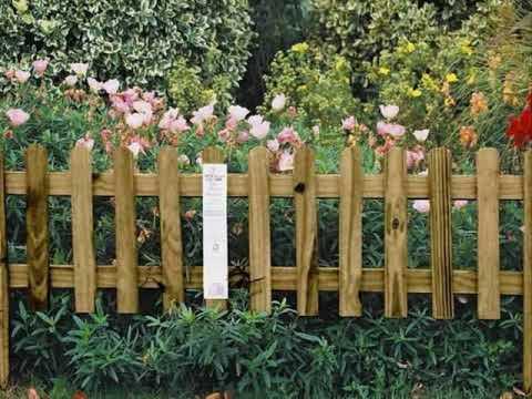 04:11 Kleine Gartenzaun Ideen Für Schönes Haus