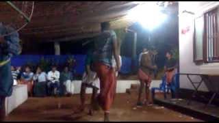 mallu malayali hot dance....