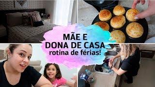 DIA NA ROTINA   Café, Arrumando a casa, brincando com as crianças e mais...  ROTINA DE DONA DE CASA