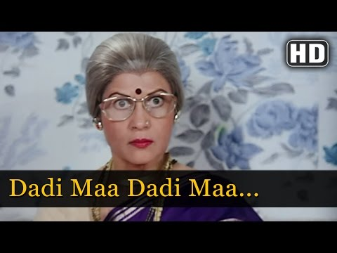 Pyari Pyari Dadi Maa - Kadar Khan - Shashikala - Ghar Ghar Ki Kahani - Bollywood Old Songs video