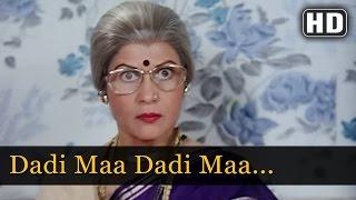 Pyari Pyari Dadi Maa - Kadar Khan - Shashikala - Ghar Ghar Ki Kahani - Bollywood Old Songs