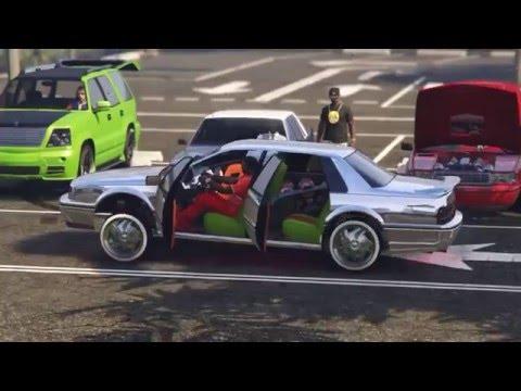 KOT Cadillac Pimpin GTA 5