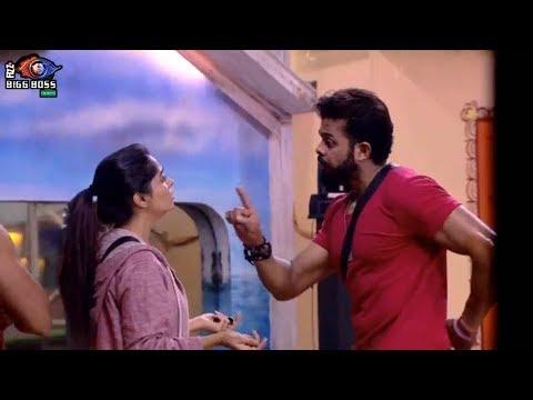 Bigg Boss 12 : Sreesanth Badly Angry On Dipika Kakar   दीपिका पर भड़के श्रीसंत   BB 12
