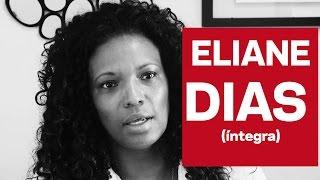 """Eliane Dias: """"Todo mundo fala do Zumbi, mas não da Dandara"""""""