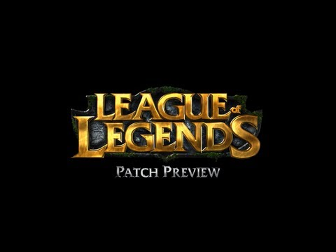 League of Legends - Patch Preview 1.0.0.125 Music Videos