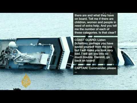 Death toll rises in Costa Concordia tragedy