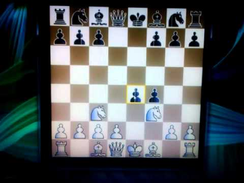 KRALJEV GAMBIT snaga dvostrukog  šaha #29 Šah i mat