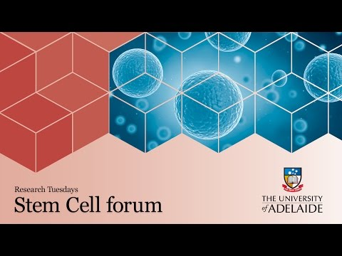 Stem Cell forum - Research Tuesdays, May 2015