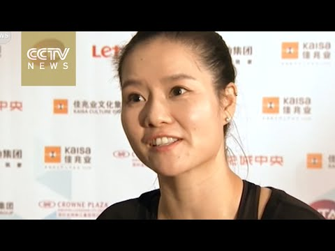 Interview: Former tennis star Li Na discusses family and coaching plans
