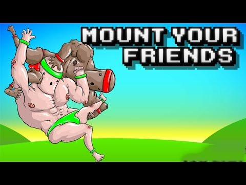 Let's Look At: Mount Your Friends! klip izle