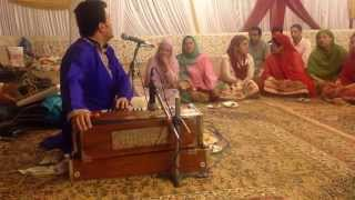 NAZNEEN FULL SONG, SUNG BY RASHID JAHANGIR. WARID RUTBA WEDDING / MEHNDIRAAT. Kashmiri Song
