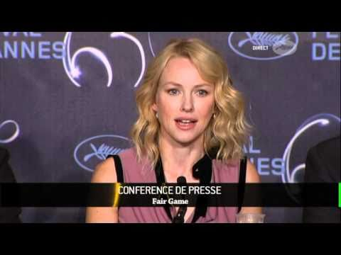 Press Conference Fair Game By Doug Liman (part1)