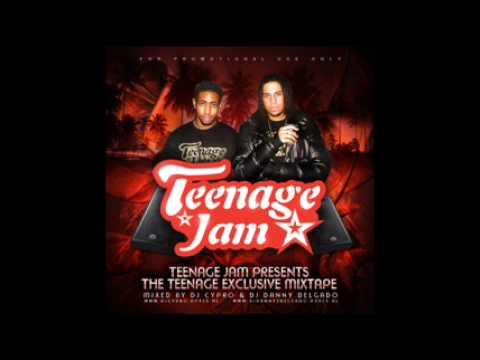 Teenage Jam Exclusive Mixtape Vol.1 mixed by DJ Cypro & DJ Danny Delgado