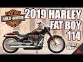2019 Harley-Davidson Fat Boy 114 TEST RIDE!