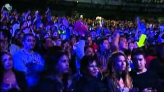 Festival de Viña 2011, Alejandro Sanz, Viviendo de prisa