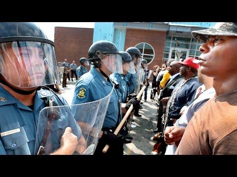 Papantonio: Dixieland Ninja Cops In Ferguson