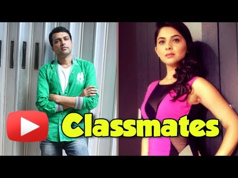 Sonalee Kulkarni Ankush Chaudhari Together For Classmates -...