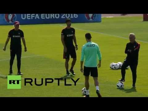 France: We want to SPOIL France's party, says Portugal's Mario ahead of Euro 2016 final