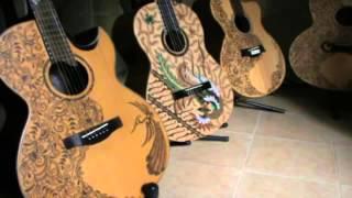 Kerajinan Gitar batik Solo, Menembus Pasar Dunia