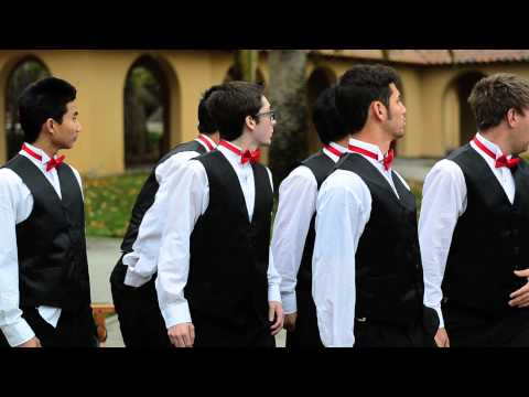 The Voicecracker (video) - Stanford Fleet Street Singers