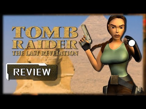 Tomb Raider The Last Revelation Review