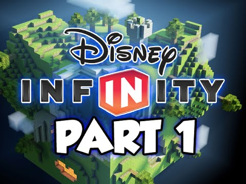 Disney Infinity 2 - Blitz Box - Part 1 - AWESOME! (HD) (Toy Box)