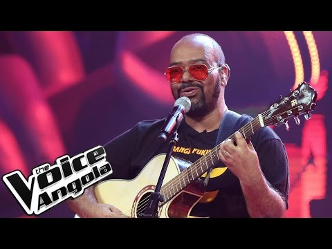 "#EquipaPaulo interpreta ""Ainda o País que Nasceu Meu Pai"" / The Voice Angola 2015 / Show ao Vivo 4"