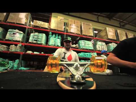 Pepper Rolls Through Sector 9 - Warped Tour Giveaway