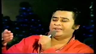 Kishore Kumar Live - Phoolon Ka Taron Ka Sab Ka Kehna Hai - (Kishore Live In UK)