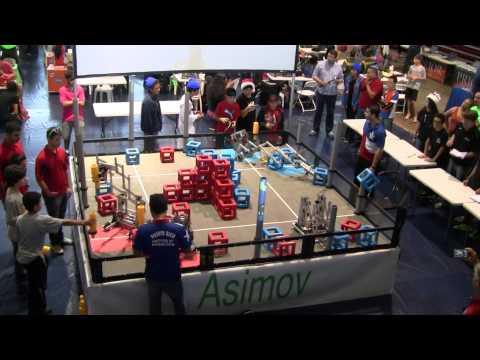 VEX Robotics – Skyrise –  Match 1 – PRIOR Toa Baja Technology Challenge 2014