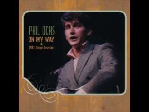 Phil Ochs - Never Again