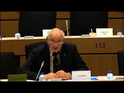 EU fisheries 'gender balancing' another piece of red-tape legislation - Stuart Agnew MEP