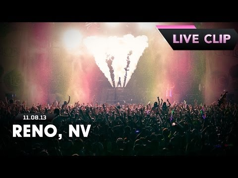 Life In Color Tour Live Clip - Reno, NV - 11/08/13