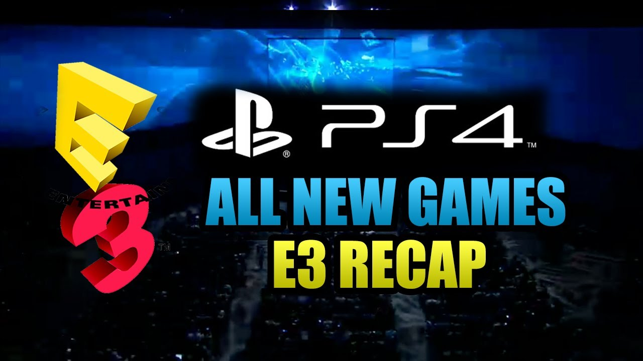 All New Games On Ps3 : Playstation e recap review all new games gameplay