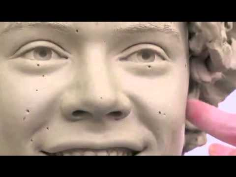 1D Harry Styles Wax Figure (Madame Tussauds   London) - The Making