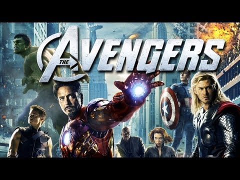 Marvel's The Avengers -- Spoiler-Free Movie Review #JPMN