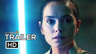 STAR WARS 9 Final Trailer (2019) The Rise Of Skywalker Movie HD
