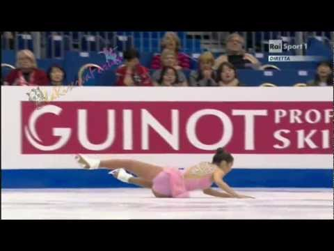 Nice 2012 - LADIES SP -26/31- Alissa CZISNY - 29/03/2012
