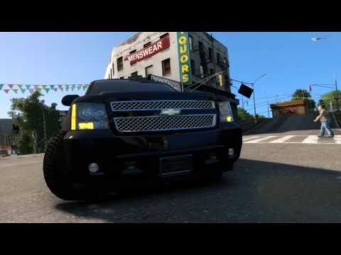 Chevrolet Tahoe tuning