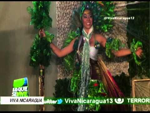 Presentan los trajes de fantasía para Miss Nicaragua