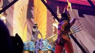 Katy Perry Video - Katy Perry = Dark Horse = #Winnipeg MTS Center - Prismatic World Tour Live 2014