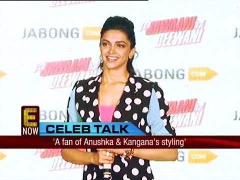 Deepika Padukone spills the beans
